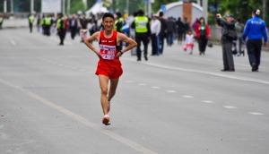 Life's a marathon, not a 100m run.